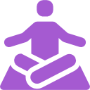 lotus position icon